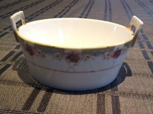 Nippon bowl with handles.