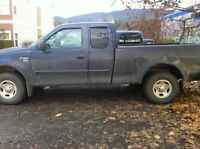 Have truck and available for work.