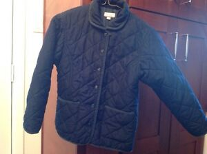 Girls Size 5 Quilted Spring or Fall Jacket.$10.00