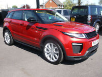 2015 (65) Land Rover Range Rover Evoque 2.0Td4 ( 4WD ) Auto 2016MY HSE Dynamic