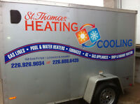St Thomas heating and cooling
