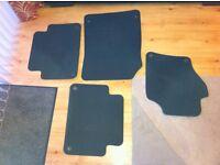 Genuine Audi Q7 fitted car mats