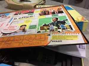 Office (TV) trivia game
