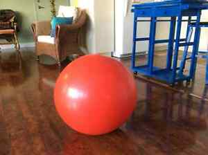 Ballon d'exercise / exercise ball