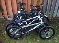 2 BMXs left ($60 and $80)