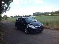 24/7 Trade sales NI Trade Prices for the public 2011 Vauxhall Meriva 1.4 Exclusive Black 5 Door