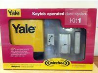 Yale wireless alarm(now sold)