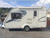 Sterling Europa 390 Caravan 2011