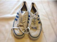 Adidas nizza men's trainers size: 9 used £4