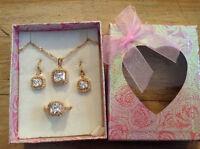 Assorted Jewellery Sets, scarfs, bracelets, rings, hats