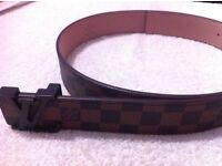 Unisex belt fits all sizes