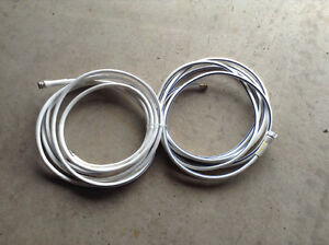 Travel trailer water hoses