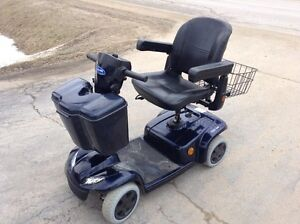 2012 mobility scotter