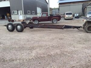 16' metal trailer Kawartha Lakes Peterborough Area image 1