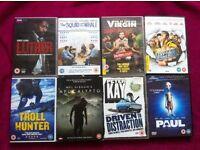 DVD bundle 5. 8 for £4
