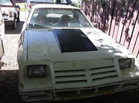 Rare Dodge Rampages