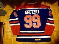 Chandail Xl Vintage Wayne Gretzky