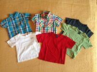 Baby shirts 9-12 months. Bundle 11