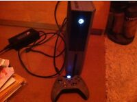 """XBOX ONE WITH CONTROLLER + FREE 24""""INCH TV £350.00"""