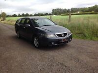 24/7 Trade sales NI Trade prices for the public 2005 Honda Accord 2.2 CDTI Sport Estate Full mot