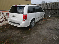 PARTING OUT ONLY 2011-2014 Dodge Grand Caravans
