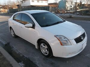 2008 Nissan Sentra 2.0 SL Sedan (Has Safety and emission)