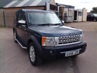 2006 56 LAND ROVER DISCOVERY 2.7 3 TDV6 SE 5D AUTO