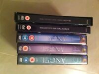 Angel DVD box sets £3 each or a offer on them all
