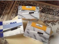 4 packets Durable A4 Black 6mm Spinebars each Packet of 100) 2911prices all £25