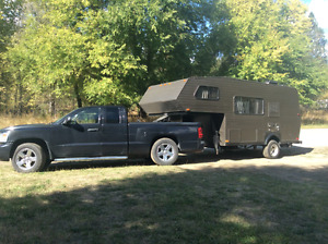 5th wheel painted Black only 3K