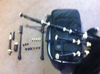 McCallum bagpipes for sale.