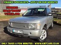2005 Land Rover Range Rover 3.0 Td6 Auto Vogue - Service Hist - KMT Cars