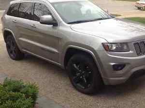 2015 Jeep Grand Cherokee Altitude pkg SUV, Crossover