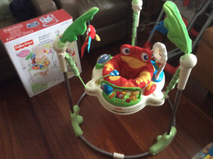 JUMPEROO-FORÊT TROPICALE, FISHER-PRICE