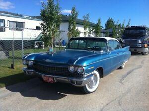 Classic/Antique 1960 Cadillac
