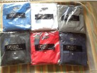 Ralph Lauren men's polo t shirt small pony long sleeves £15 each cotton