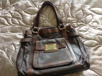 Great present BRAND NEW with dustbag Leather designer handbag Tommy and Kate