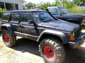 1988 Jeep Cherokee monster  suv