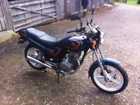 1993 K Honda CB250 Motorbike low miles road bike JAPAN tested