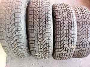 205/60/R16,Firestone Winterforce Tires With Steel Rims