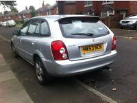 Mazda 323 GSI bargain must go today