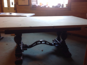 X Mas Sale  Showroom Furniture, ** Unique Table **
