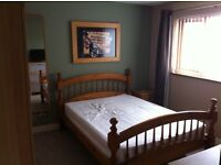 Monday to Friday double bedroom let