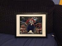 Montreal Canadiens price & gorges dual signed photo