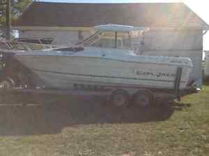 For Sale Campion Fishing Boat