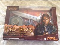 The Lord Of The Rings Wireless Sword TV Game
