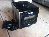 Roberts CD player alarm clock