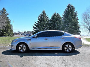 2012 Kia Optima HYBRID- ONE OWNER SINCE NEW!!  ONLY $11 950