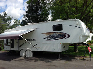 FIFTH WHEEL Montana   35 pieds