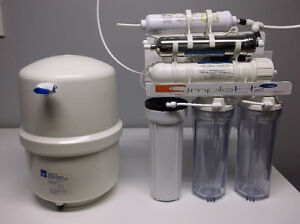7 STAGE REVERSE OSMOSIS WATER SYSTEM